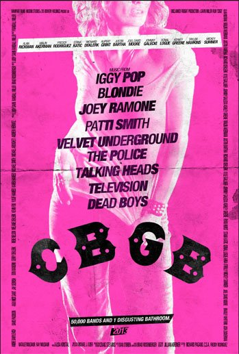 CBGB Stana Poster